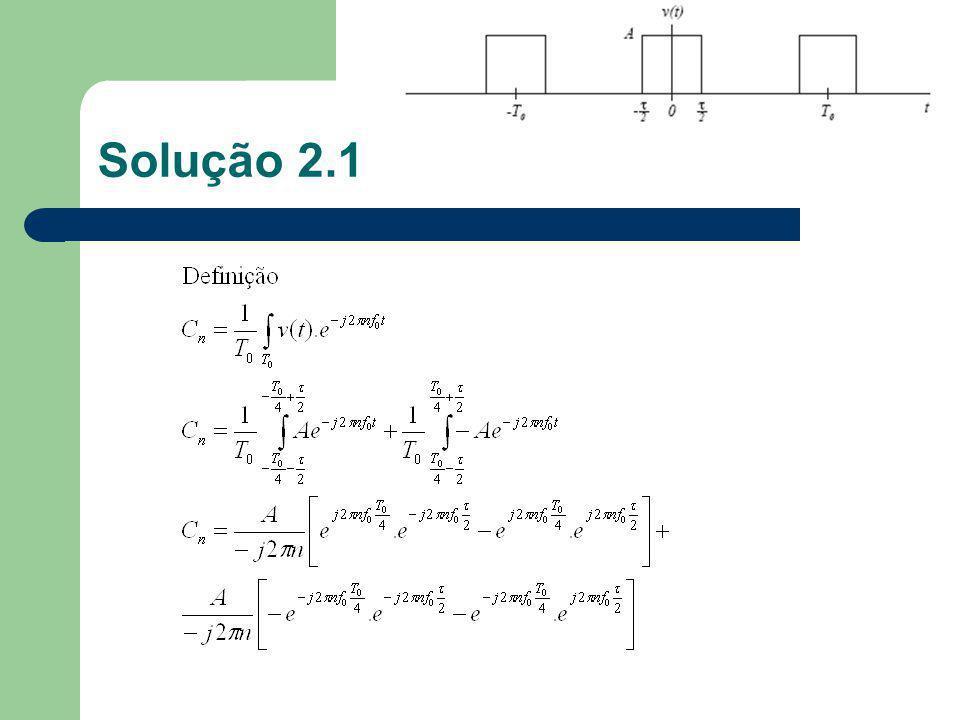 Solução 2.1