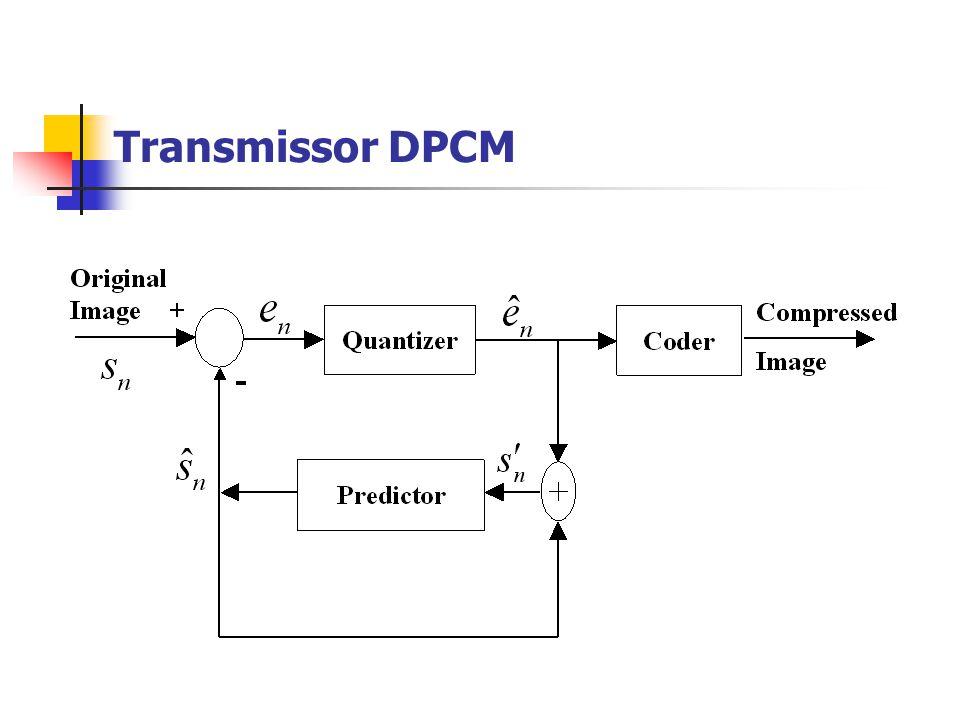 Transmissor DPCM