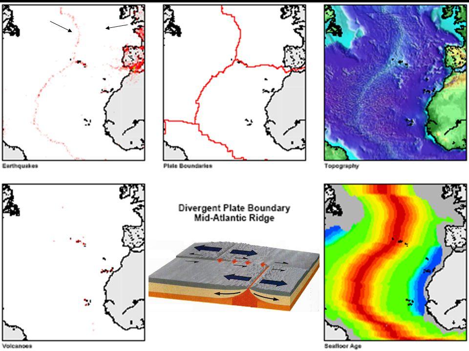 Crosta Oceânica Litosfera Crosta Oceânica