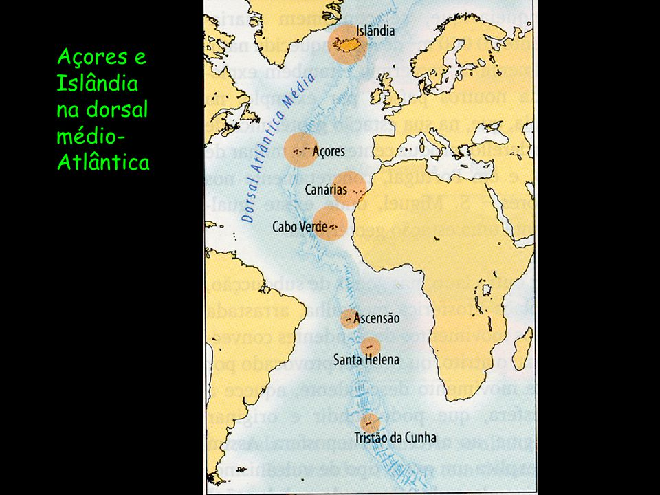 Litosfera Crosta Oceânica