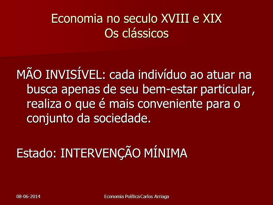 08-06-2014Economia Política Carlos Arriaga O que é ordem económica.
