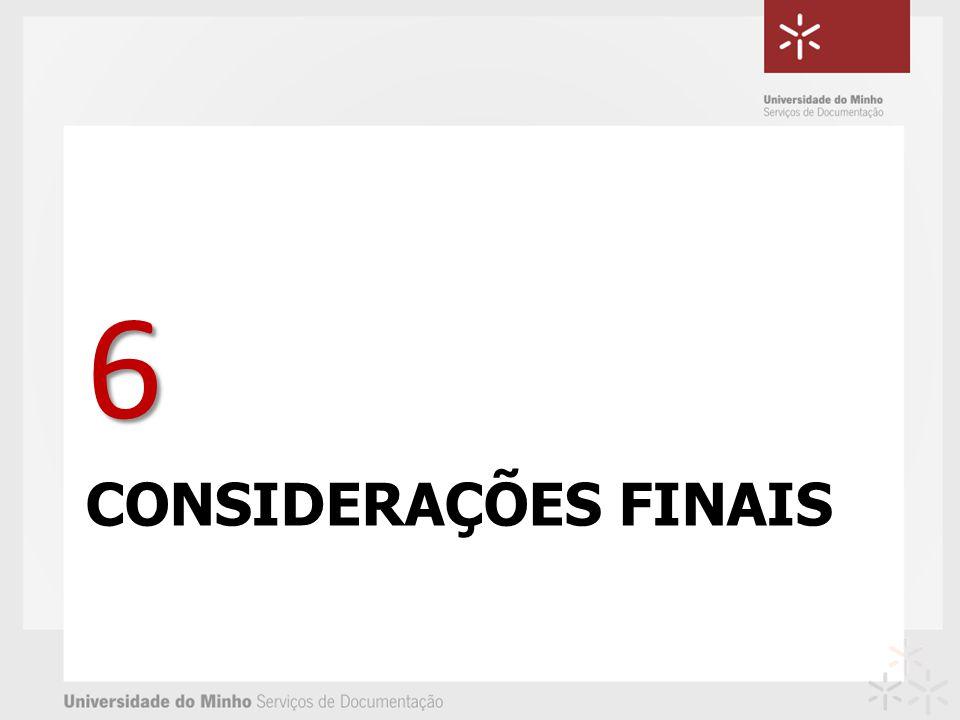 CONSIDERAÇÕES FINAIS 6