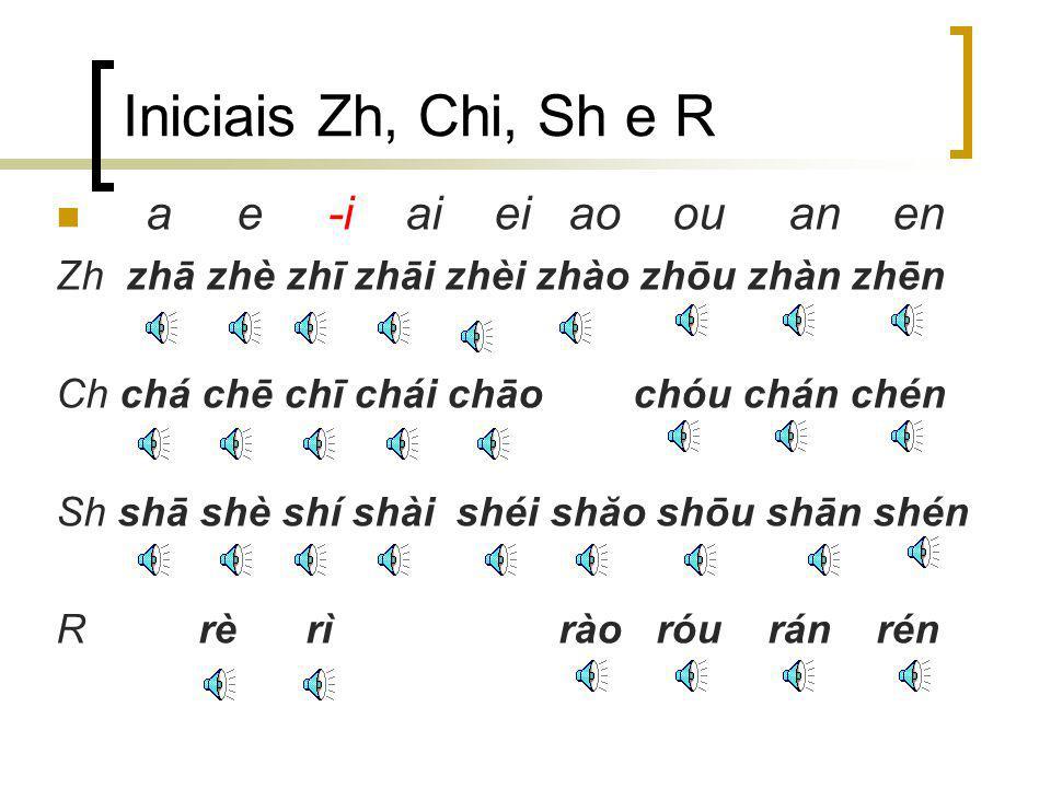 Iniciais Z, C e S a e -i ai ei ao ou an en Z ză zé zì zài zéi zăo zŏu zán zĕn C cā cè cì cài căo còu cān cēn S să sè sì sài săo sōu sān sēn