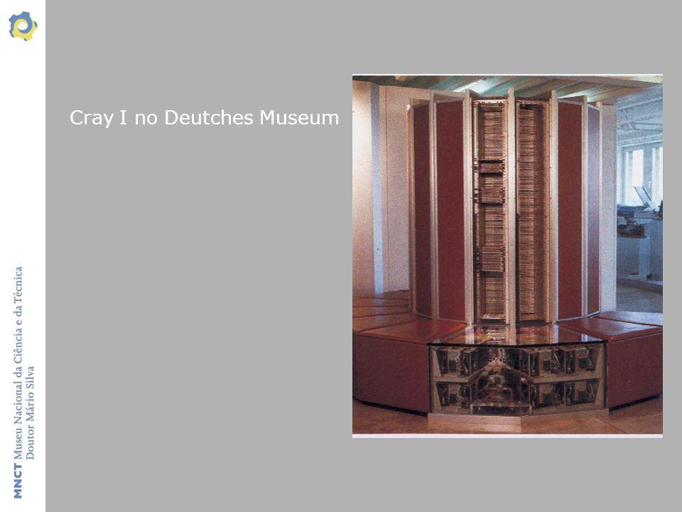 Cray I no Deutches Museum