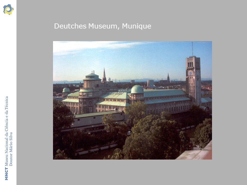 Deutches Museum, Munique