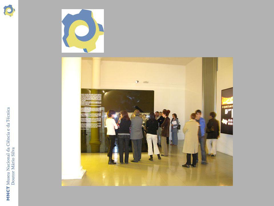 Cinco funções de um Museu Recolher Registar Preservar Investigar Comunicar