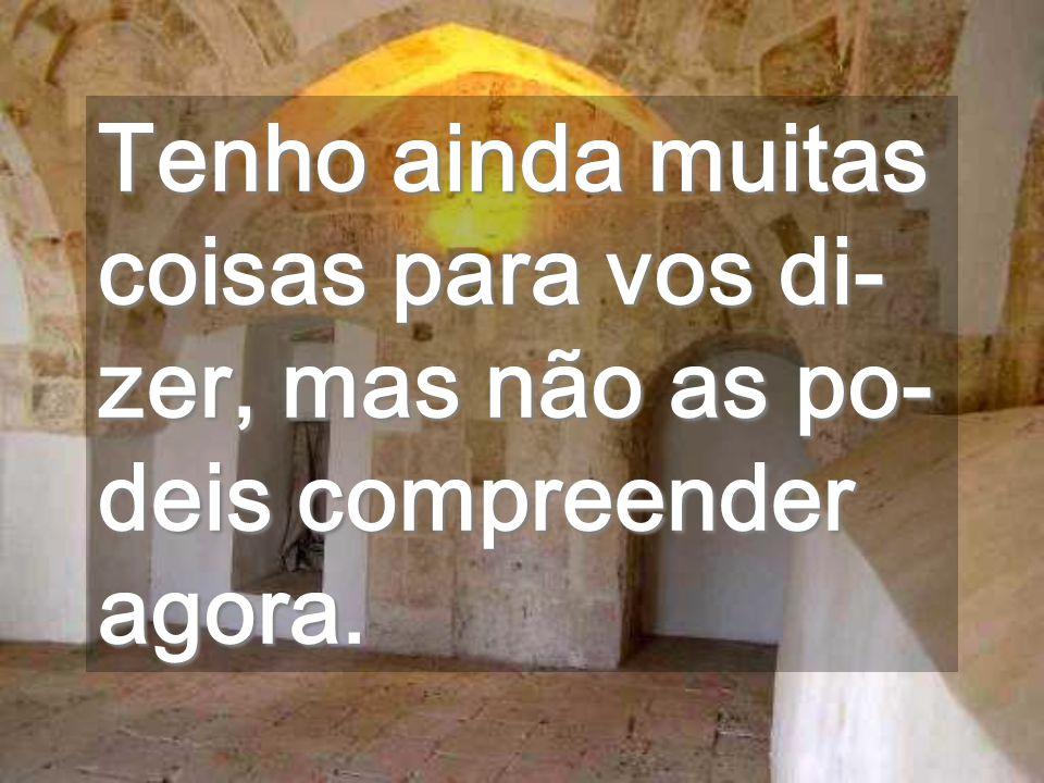 Espírito de Jesus, faz que neste novo PENTECOSTES, entendamos a Tua linguagem.