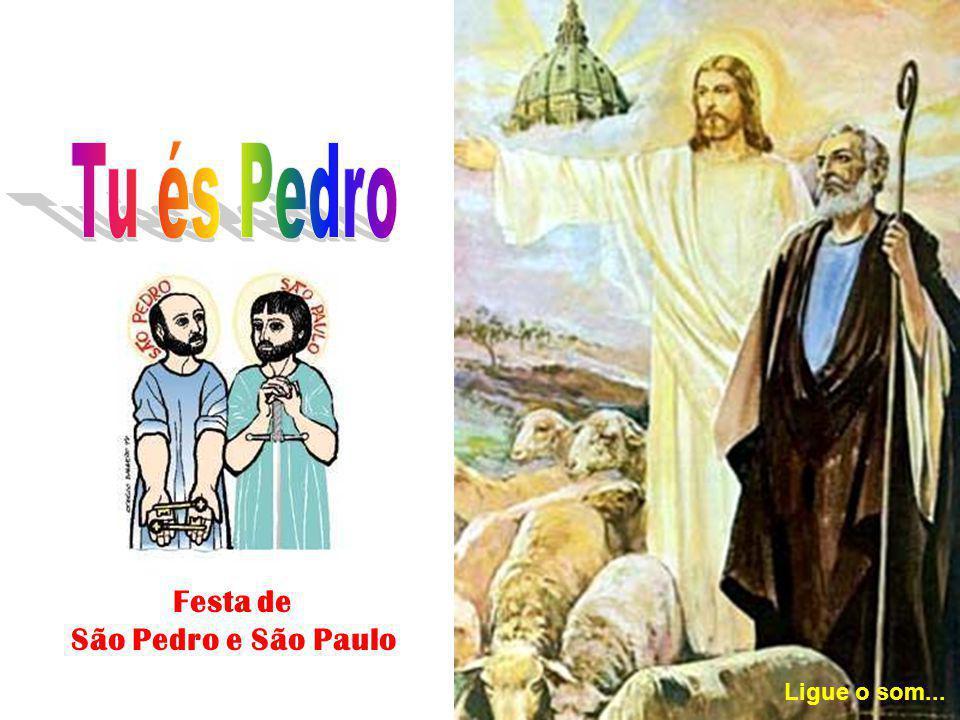 Festa de São Pedro e São Paulo Ligue o som...