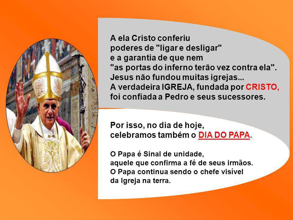 2. O que é a Igreja? O texto responde de forma clara: - É a Comunidade dos discípulos que reconhecem Jesus como