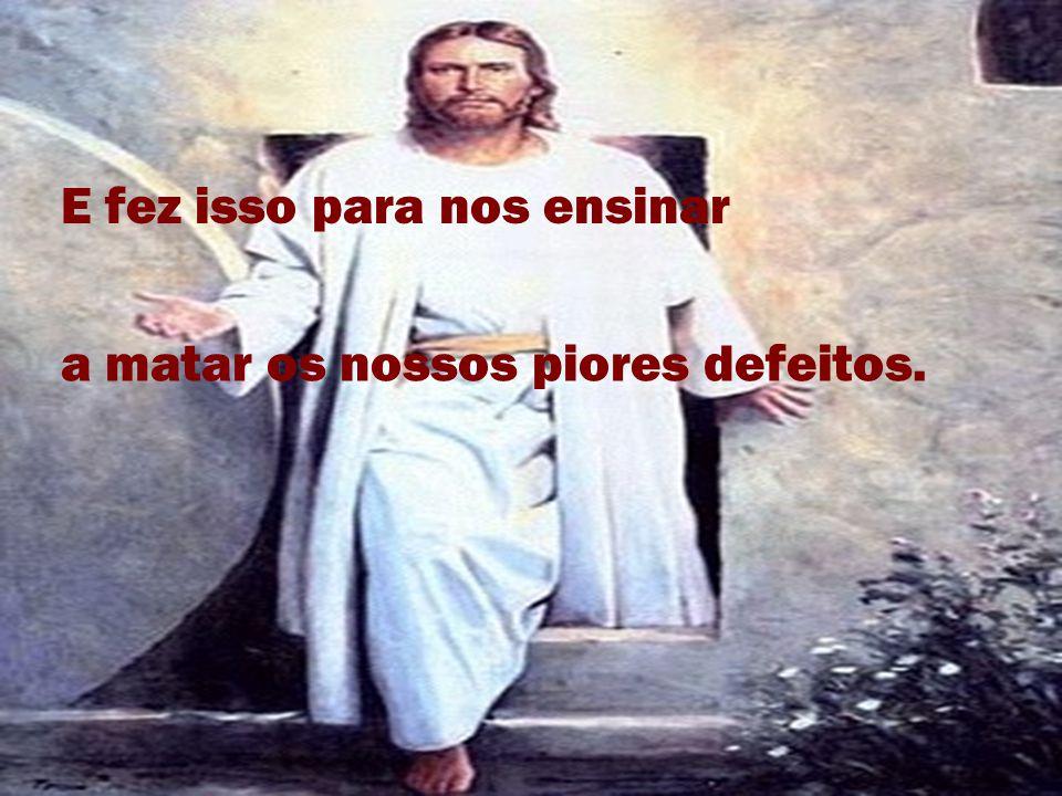 Cristo morreu,mas ressuscitou !