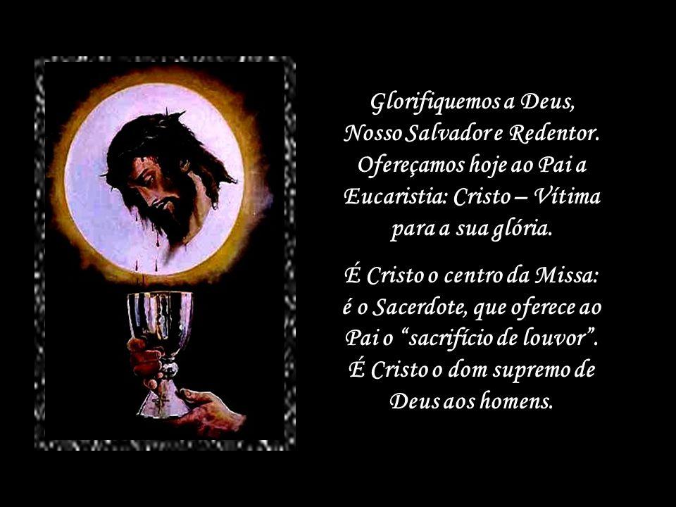 Mistério de Fé Fonte de Comunhão Pão Eucarístico Corpo de Cristo Pão do Céu Pão dos Anjos Ceia do Senhor Fração do Pão Ação de Graças MAJESTOSA EUCARISTIA: