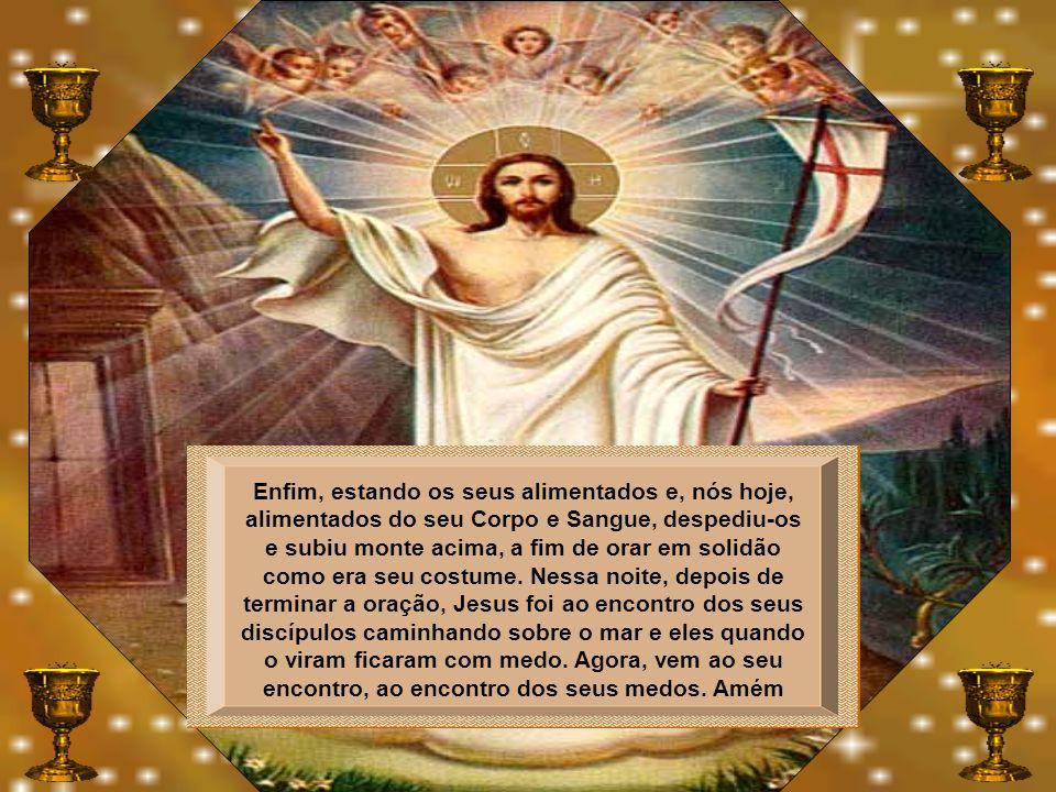 Glorifiquemos a Deus, Nosso Salvador e Redentor.