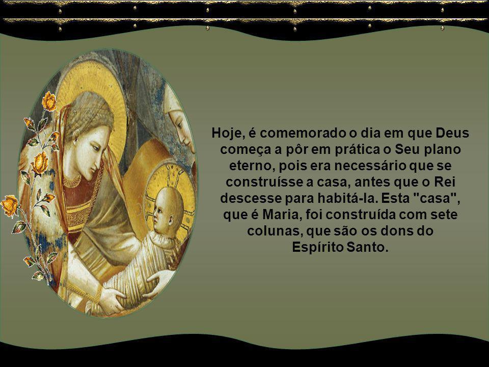 A Natividade de Nossa Senhora é a festa de seu nascimento. É celebrada desde o início do cristianismo, no Oriente. E, no Ocidente, desde o século VII.