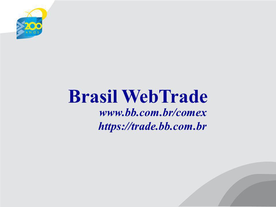 24 Site de comércio eletrônico em que a empresa pode realizar todos os passos da sua exportação pela Internet.