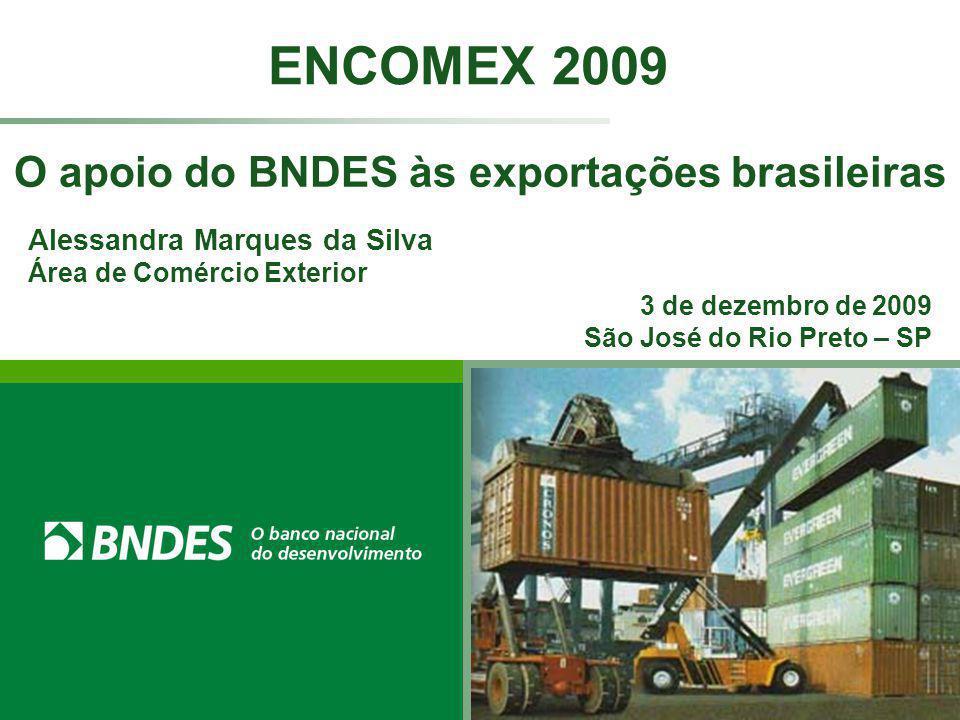 Pré-embarque – Custo para MPME Custo Financeiro + Remuneração BNDES + Remuneração do Agente 100% TJLP (6% a.a.) ou 100% LIBOR + var.