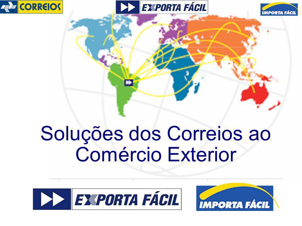 Soluções dos Correios ao Comércio Exterior