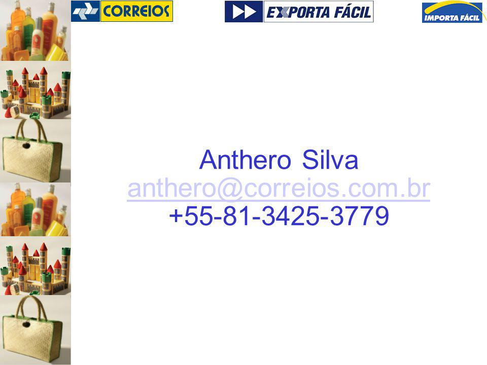 Anthero Silva anthero@correios.com.br +55-81-3425-3779