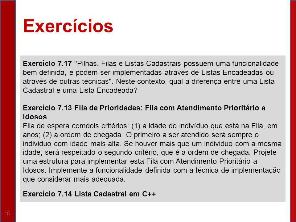 48 Exercício 7.17