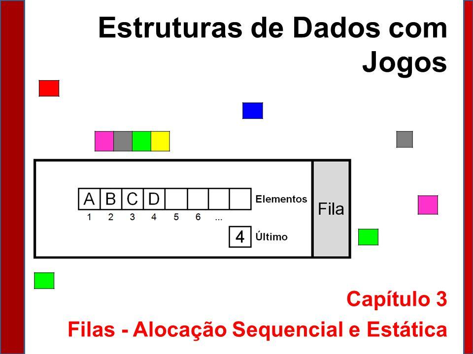 Fila com Alocação Sequencial e Estática de Memória Solução Com Realocação de Elementos