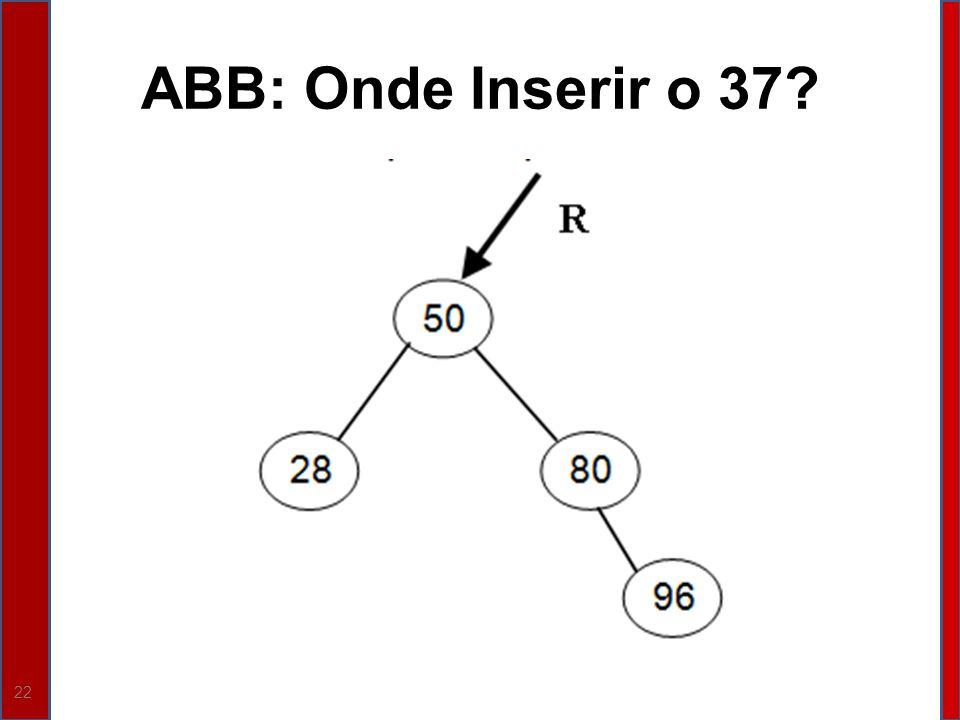 22 ABB: Onde Inserir o 37?