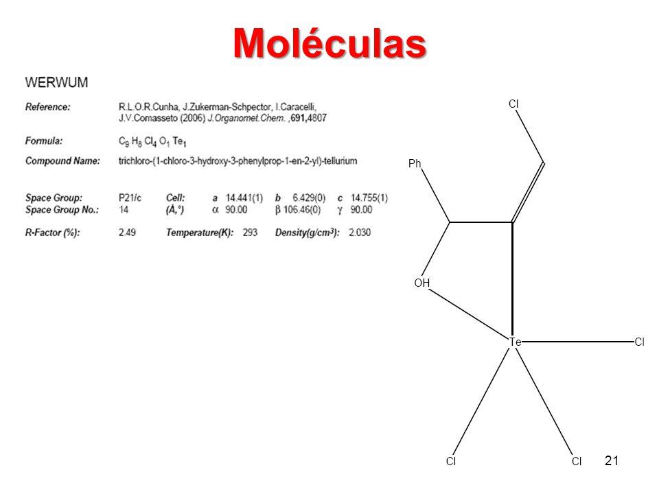 Moléculas 21