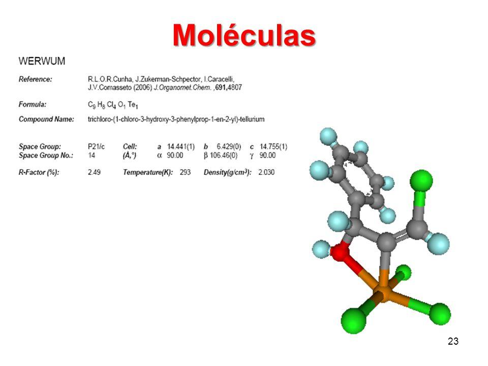 Moléculas 23