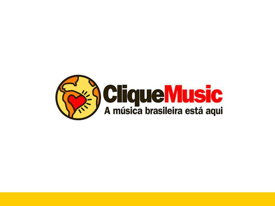 Apresentação CliqueMusic é o maior portal e o maior banco de dados de informações biográficas e discográficas sobre a música brasileira de todos os gêneros (exceto o erudito).
