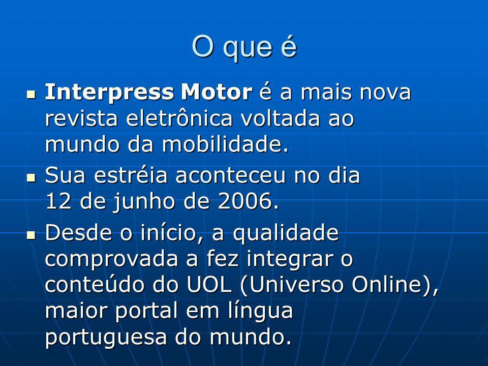Interpress Motor www.uol.com.br/interpressmotor