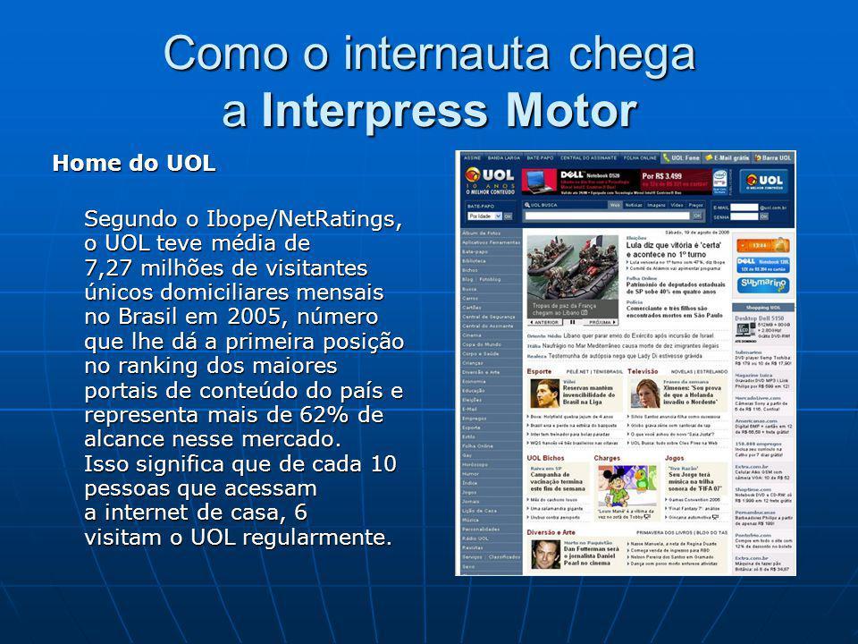 Estação UOL Carros É onde o amante do mundo motorizado clica à procura de notícias, serviços, curiosidades e informações.