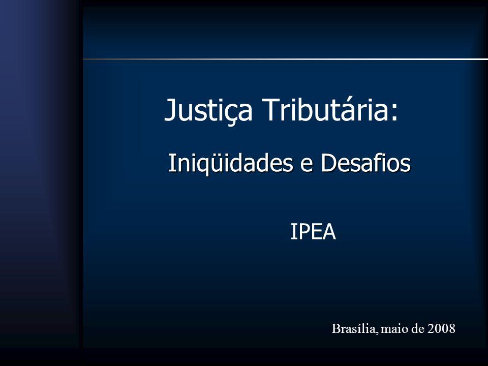 Desigualdades no Brasil