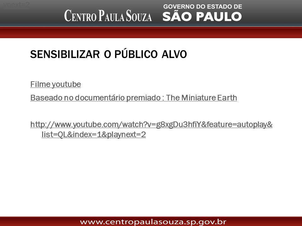 POSSIBILIDADES DE ATUAÇÃO parcerias projetos roteiros encaminhamentos http://www.youtube.com/watch?v=g8xgDu3hfiY&feature=autoplay&list=QL&index=1&pla ynext=2 http://www.youtube.com/watch?v=g8xgDu3hfiY&feature=autoplay&list=QL&index=1&pla ynext=2 http://www.youtube.com/watch?v=g8xgDu3hfiY&feature=autoplay&list=QL&index=1&pla ynext=2