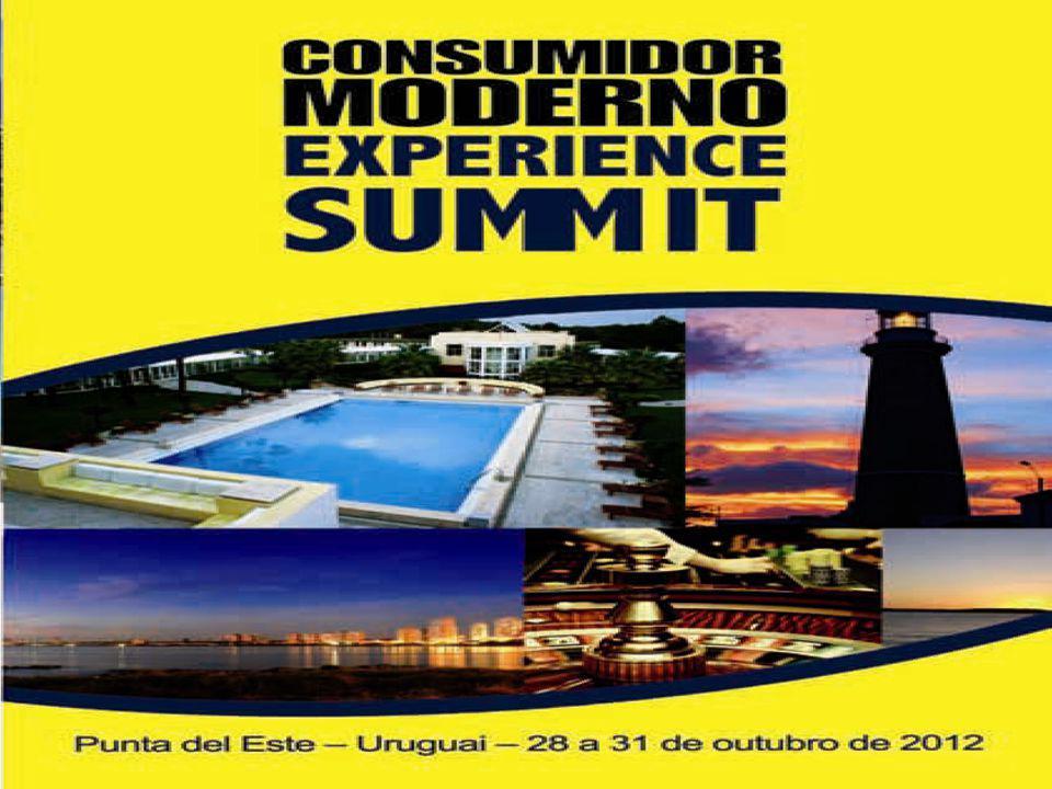 Consumidor Moderno Experience Summit Prof.Eduardo Terra Prof.