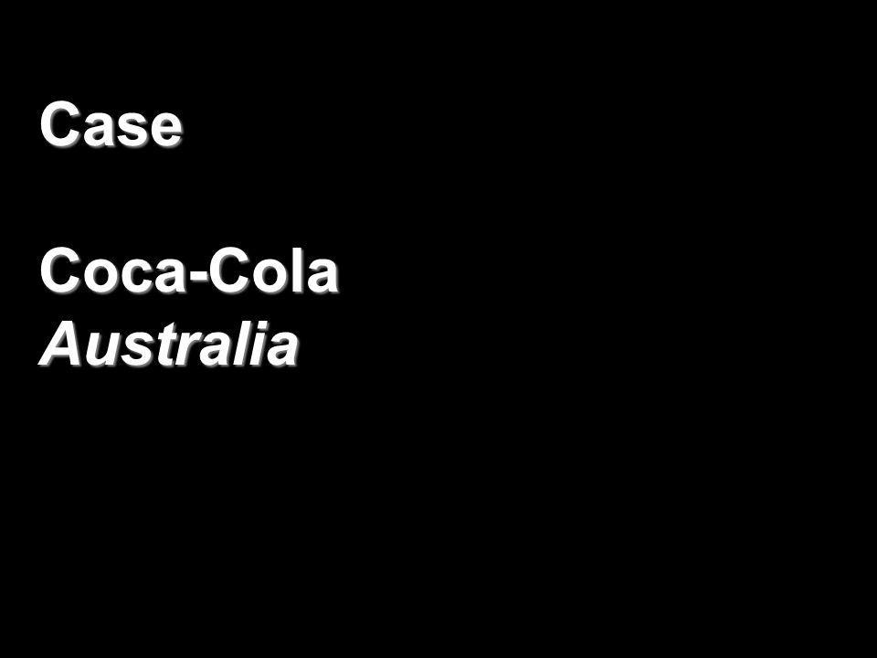 CaseCoca-ColaAustralia