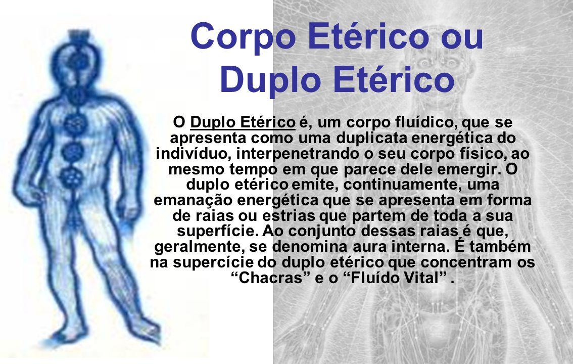 Corpo Físico O corpo Físico é o envelope do princípio pensante, que vemos nascer, crescer e morrer.