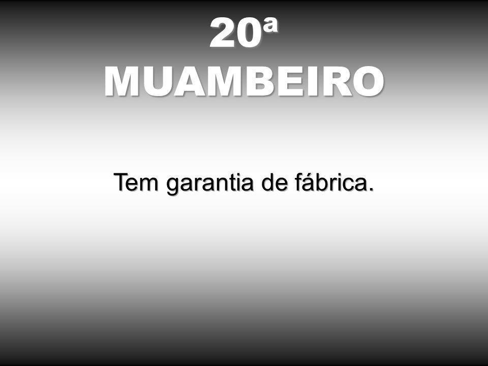 20ªMUAMBEIRO
