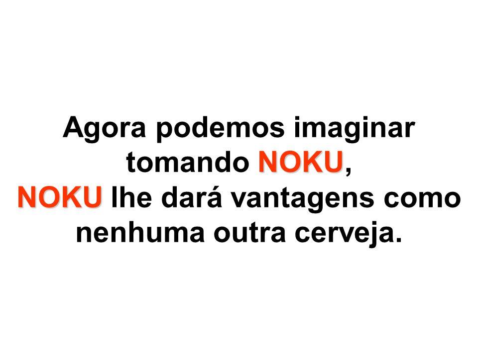 NOKU Cerveja NOKU