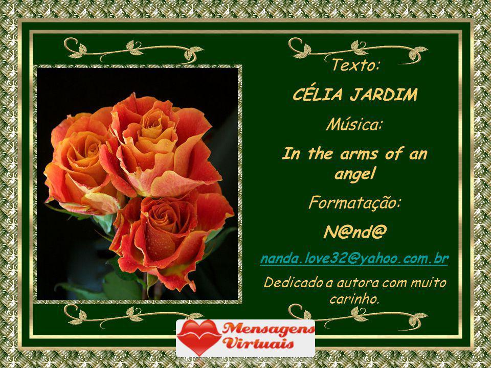 AMIGA (o) você é Paz, é Luz, é Vida, é poesia, que com seu toque de anjo põe em cada palavra uma suave magia.