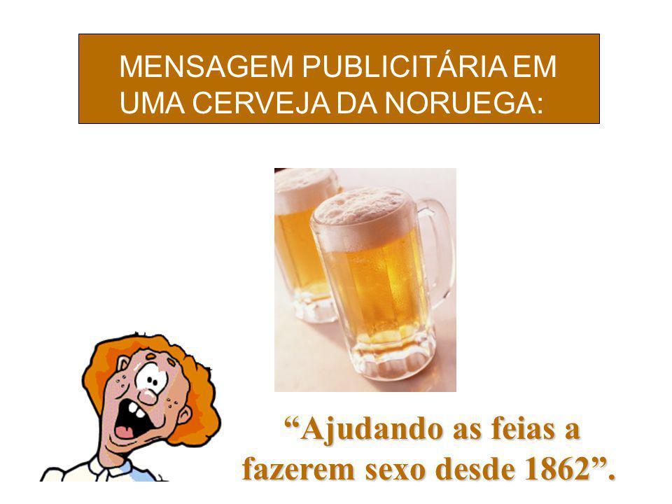 VinteVinte e quatro horas num dia, 24 cervejas numa caixa. Coincidência? (Stephen Wright) Quando bebemos, ficamos bêbados. Quando ficamos bêbados, dor