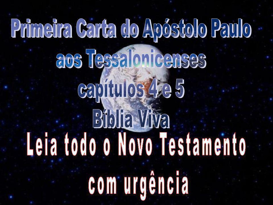 5:12- Queridos irmãos, honrem aos oficiais da sua igreja que trabalham incansavelmente entre vocês, e os advertem contra tudo o que está errado.