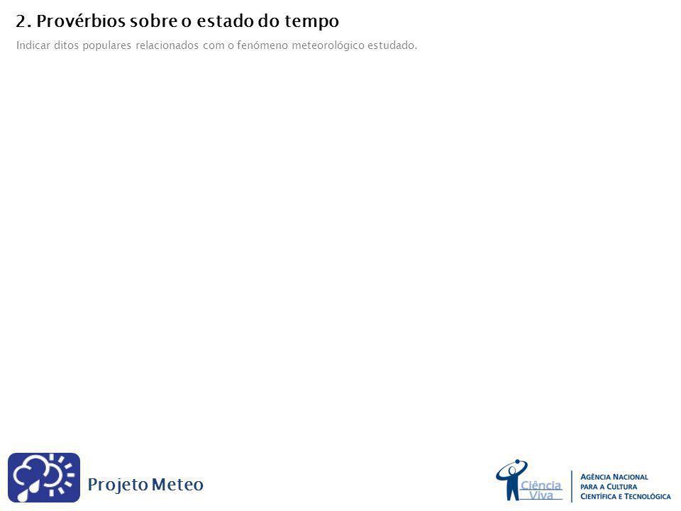 Projeto Meteo 2.