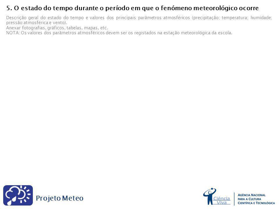 Projeto Meteo 5.