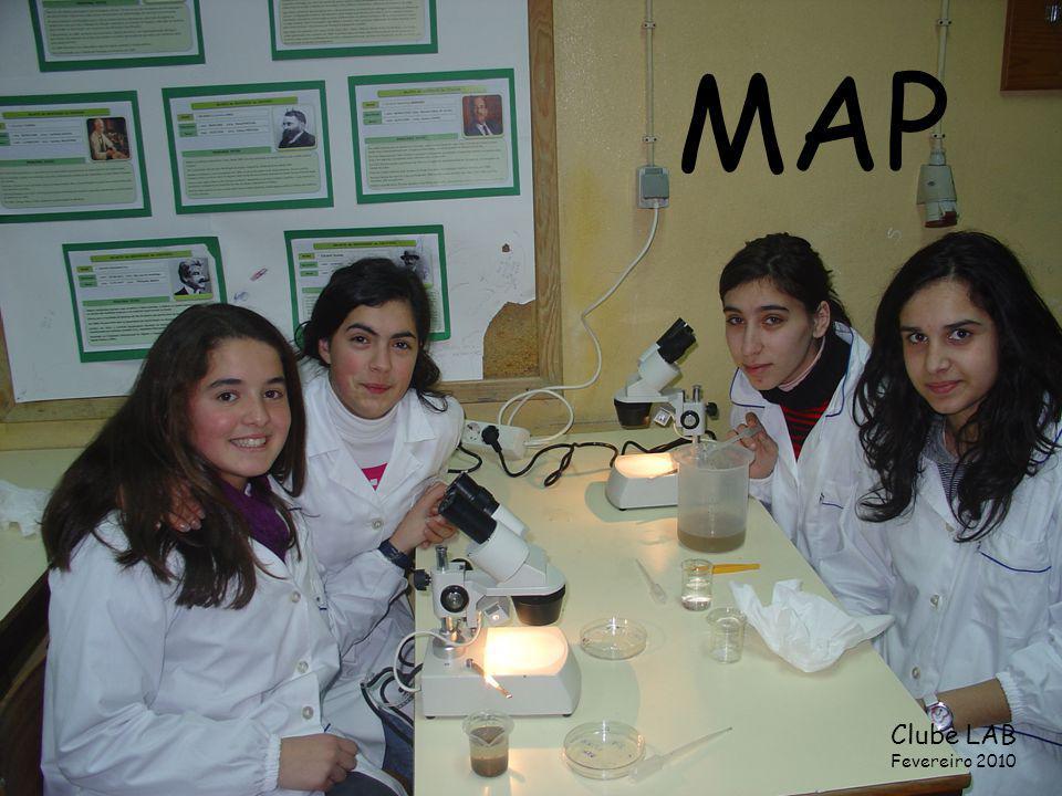 MAP Clube LAB Fevereiro 2010