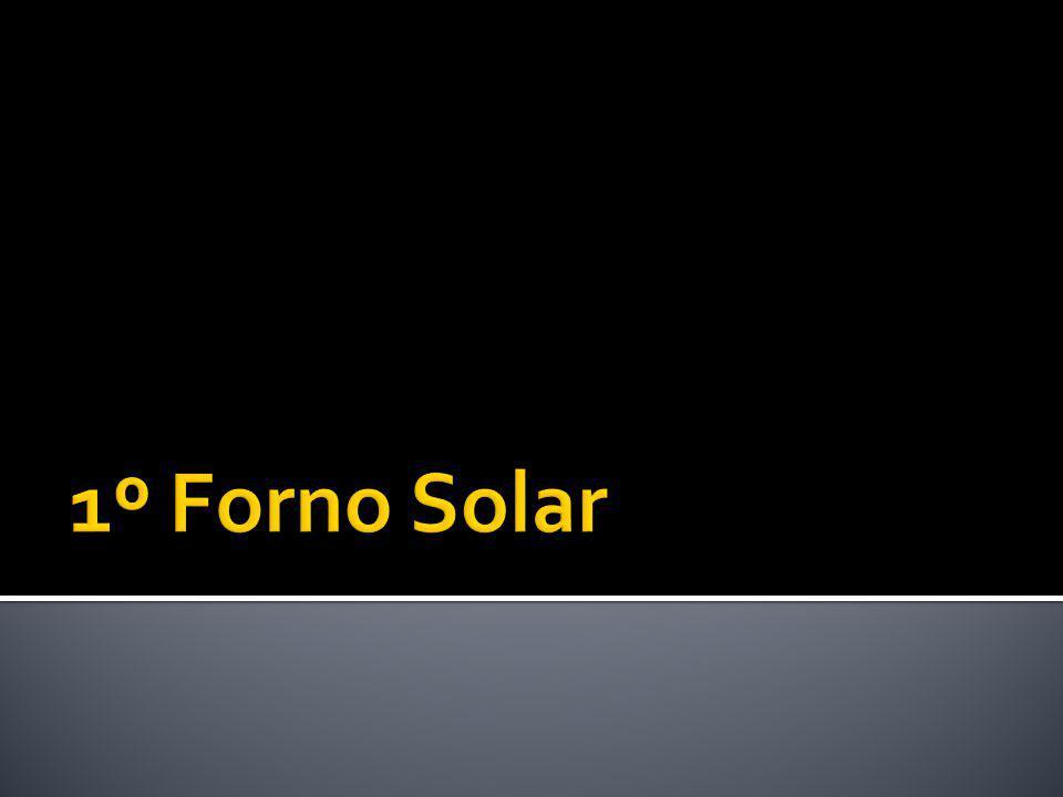 Equipa: Monte Gordo - Projecto C2 ID: 4747 - CRIASSOL - C2 (Sec./Prof.III) - Aproveitamento solar térmico