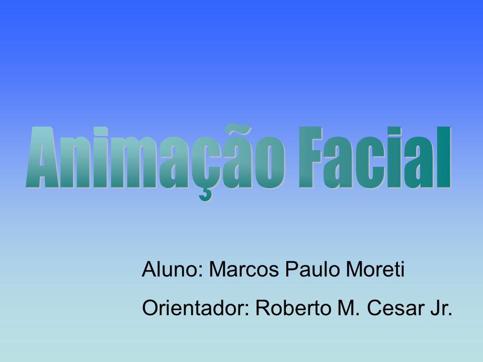 Aluno: Marcos Paulo Moreti Orientador: Roberto M. Cesar Jr.