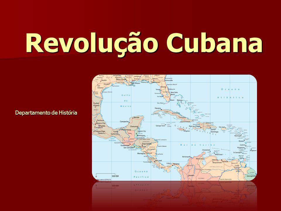 Revolução Cubana Departamento de História