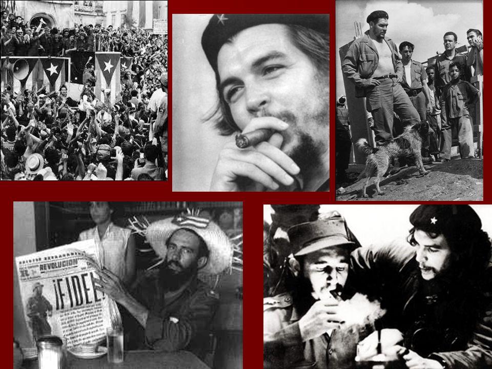 10 de fevereiro de 1959:Fidel se torna Primeiro-Ministro 10 de fevereiro de 1959:Fidel se torna Primeiro-Ministro Reforma Agrária Reforma Agrária Reforma Urbana Reforma Urbana Nacionalização das empresas privadas: hotéis, cinemas, bancos,empresas petrolíferas, usinas de açúcar e destilarias.