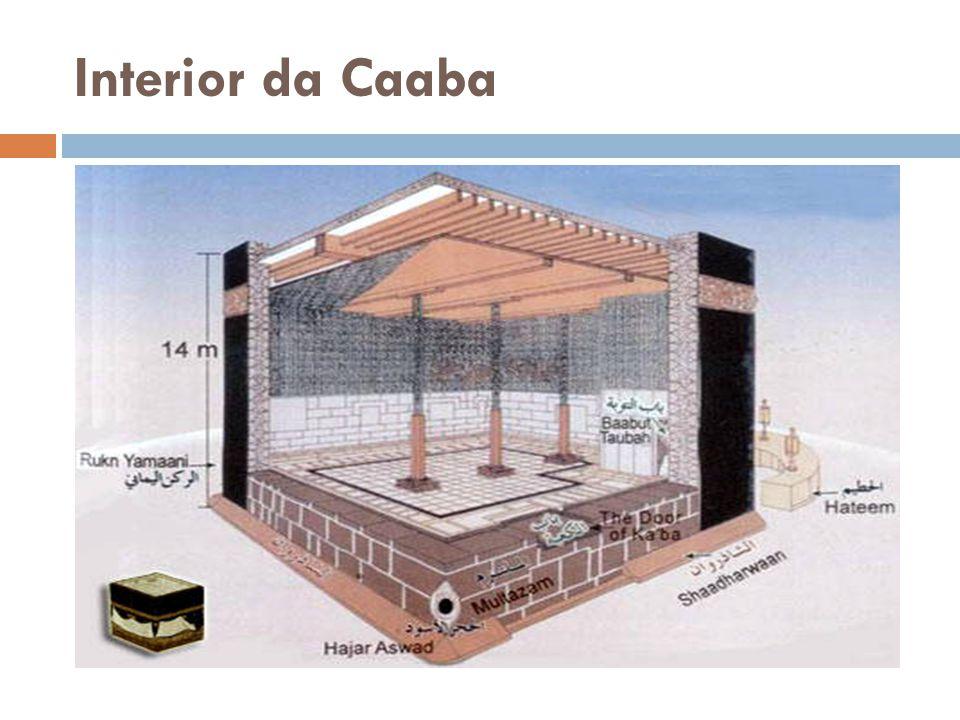 Interior da Caaba