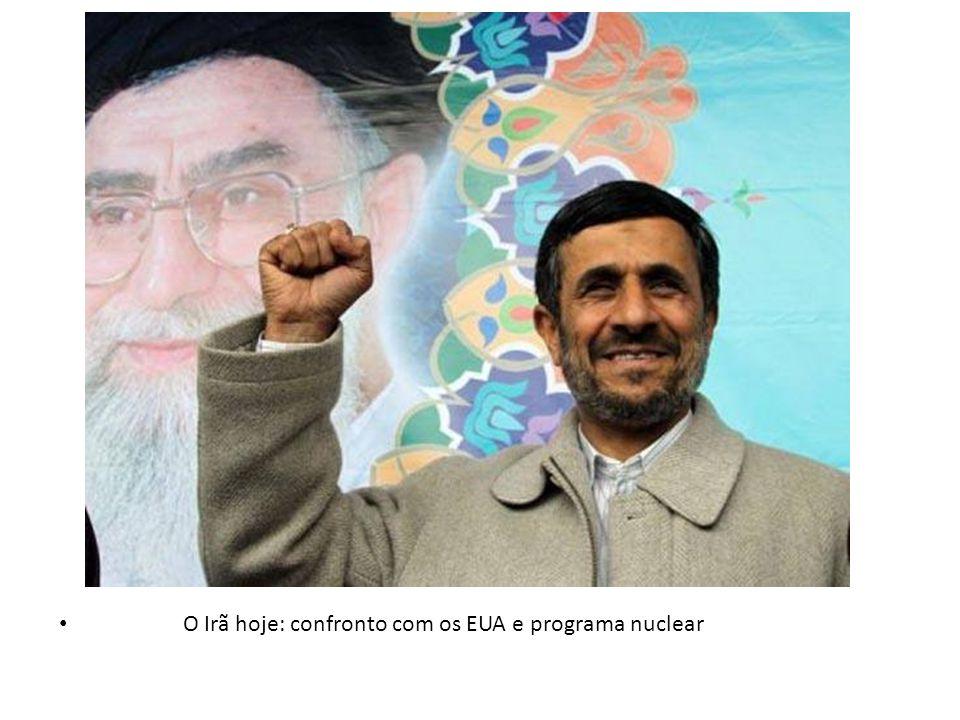 O Irã hoje: confronto com os EUA e programa nuclear