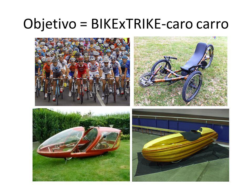 Objetivo = BIKExTRIKE-caro carro