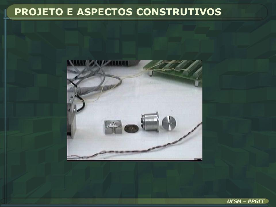 PROJETO E ASPECTOS CONSTRUTIVOS UFSM – PPGEE